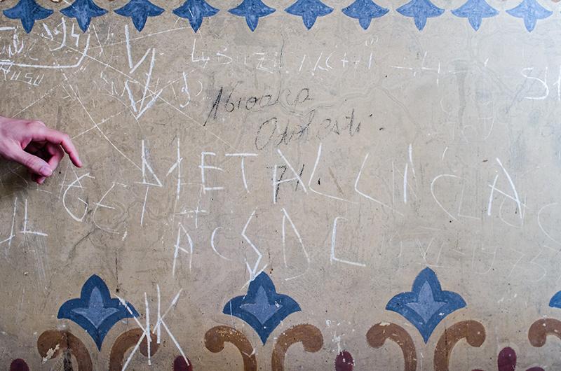 rusine nationala mormant Alecsandri Mircesti interior (12)