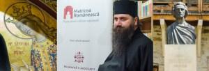 părintele Alexie Cojocaru Mănăstirea Putna Ştefan cel Mare Mihai Eminescu istoria românilor slider