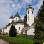 mănăstirea Hodoş-Bodrog Arad Marea Unire Ioan Ignatie Papp Vasile Goldiş biserica nouă şi turnul clopotniţă
