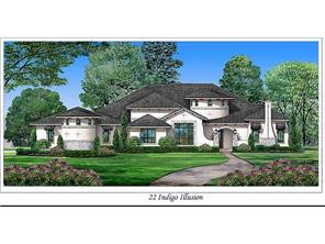 Property for sale at 22 Indigo Illusion, Tomball,  Texas 77377
