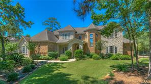 Property for sale at 26 W Bracebridge Circle, Spring,  Texas 77382