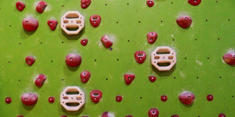 Kraxeln im Kinderparadies der Kletterhalle Thalkirchen