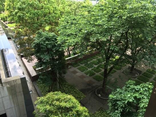 ヨンドシーの株主総会会場の周辺 (2)