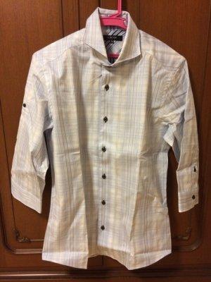 マルイウェブチャネルで買った七分袖シャツ