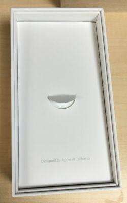 iPhone 6の箱