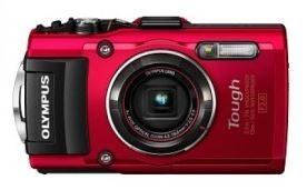 オリンパス防水デジタルカメラ (STYLUS TG-4 Tough)