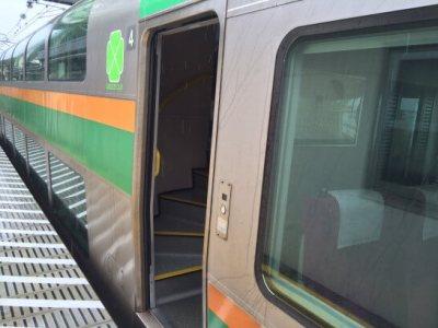 東海道線のグリーン車