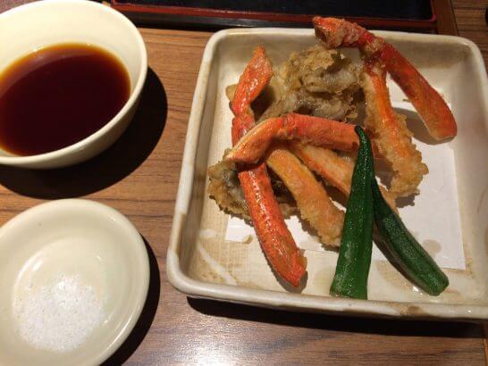 コロワイドの北海道のズワイ蟹