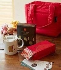 タリーズコーヒーの福袋の中身の例