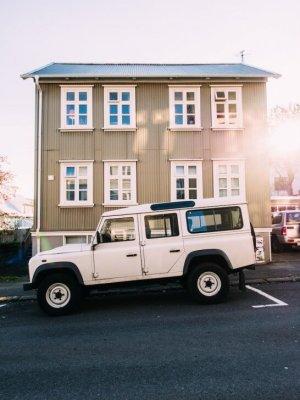一戸建ての住宅