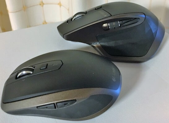 MX2000とMX1500(側面)