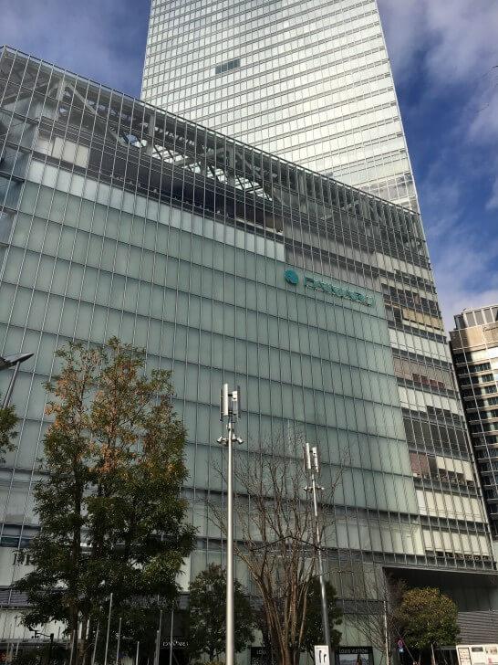 大丸東京店の外観