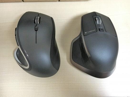 MX2000とm950t