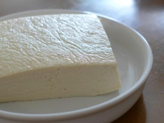 大きな豆腐