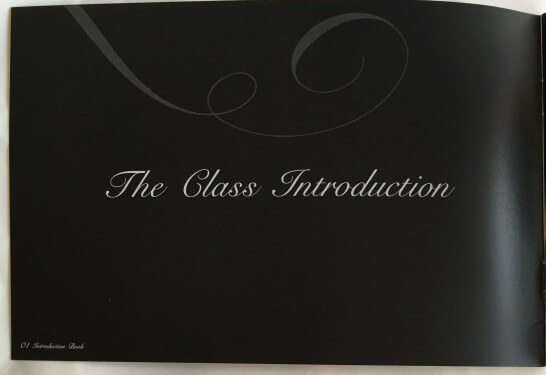 The Class Introduction