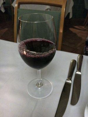 プリミ・バチの赤ワイン