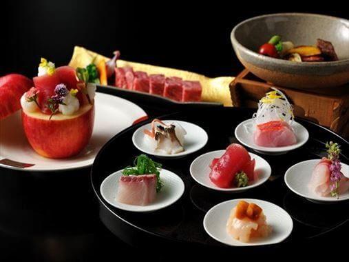 界津軽の食事