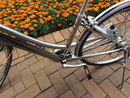 ふるさと納税の返礼品(ブリジストンの自転車) (3)