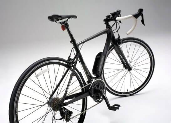 ヤマハ ロードバイクタイプ電動自転車「YPJ-R」