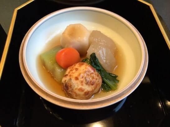 ホテルニューオータニ幕張 千羽鶴の料理 (5)