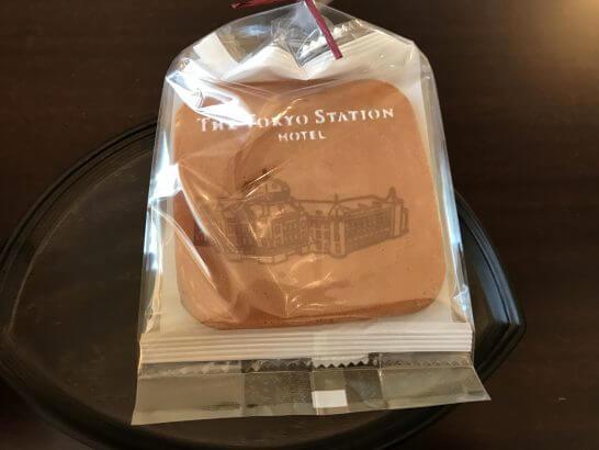 東京ステーションホテルの一休ダイヤモンド会員特典(ウェルカムプチギフト)
