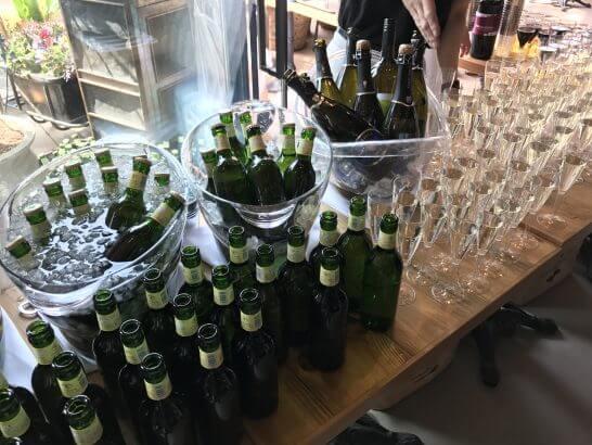 ハートランドビール、スパークリングワイン