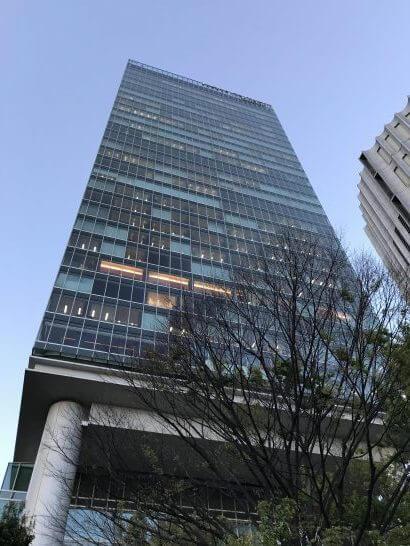 フォーシーズンズホテル丸の内 東京のビル