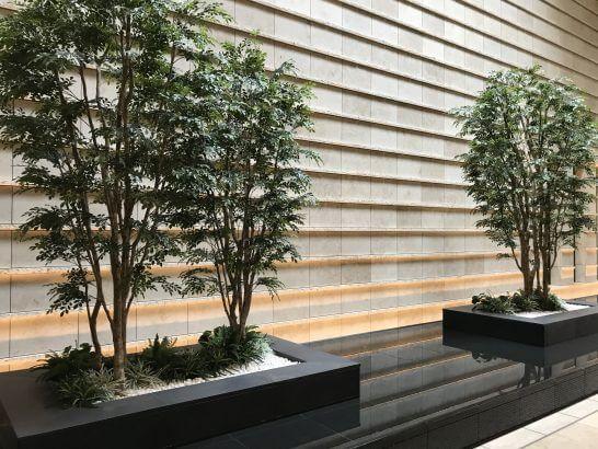 ザ・プリンスギャラリー 東京紀尾井町,ラグジュアリーコレクションの地下エントランス