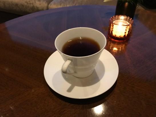 ザ・プリンスギャラリー 東京紀尾井町のクラブラウンジのコーヒー