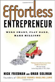 Book Review: Effortless Entrepreneur
