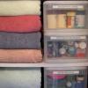 Shelf Organizing Cheat Sheet