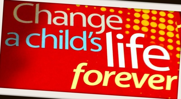 Sponsorship can change a child's life forever