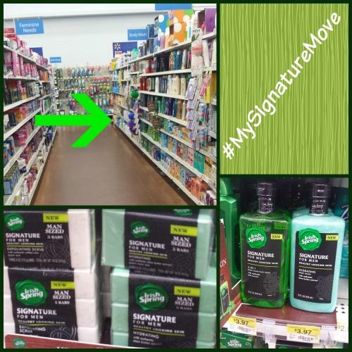 Walmart In Store Photo #MySignatureMove