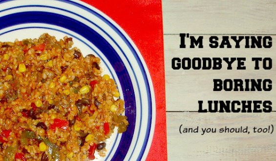 Saying goodbye to boring lunches with STOUFFERS Fit Kitchen