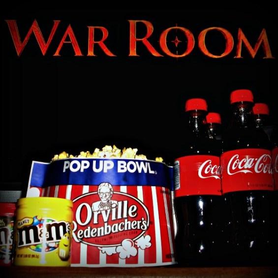 War Room Movie Night #MakeItAMovieNight #ad
