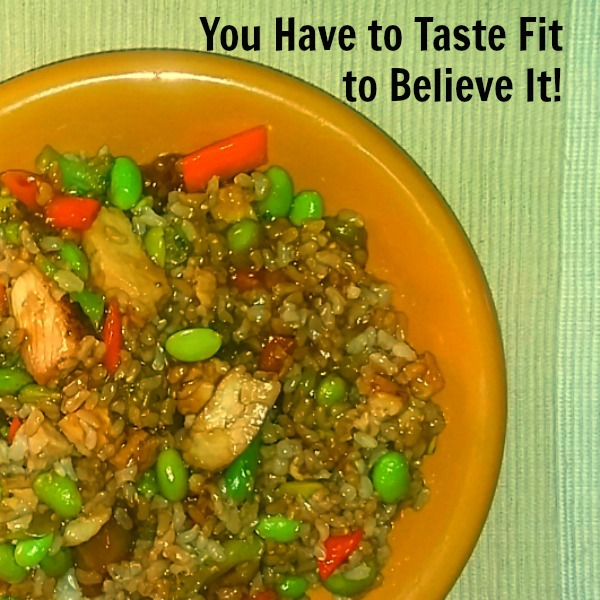 You have to taste Fit to believe it Title #TasteFitKitchen [AD]