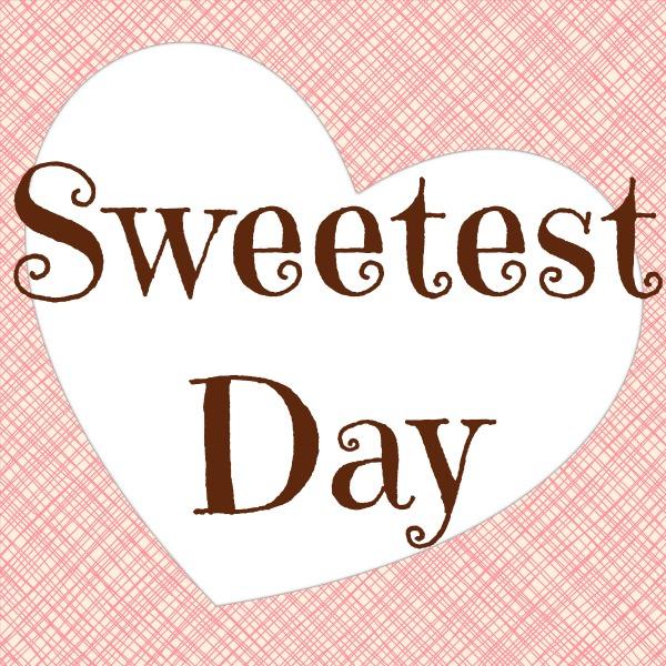 Sweetest Day #SweetestDay