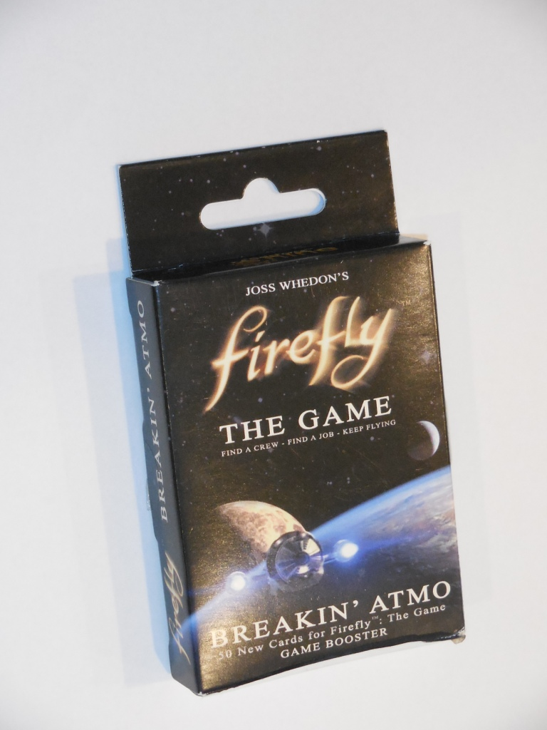 "Considering ""Breakin' Atmo"" Expansion for ""Firefly: The Game"""