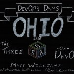 3 R's of DevOps DevOps Days Ohio 18-19 November 2015