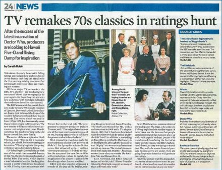 The Observer TV feature