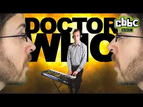 Brett Domino sings: Who is the Doctor