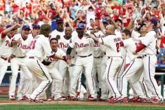 MLB: SEP 19 Nationals at Phillies