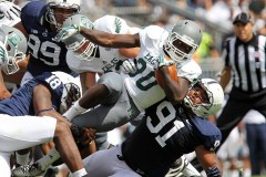 NCAA Football: Eastern Michigan at Penn State