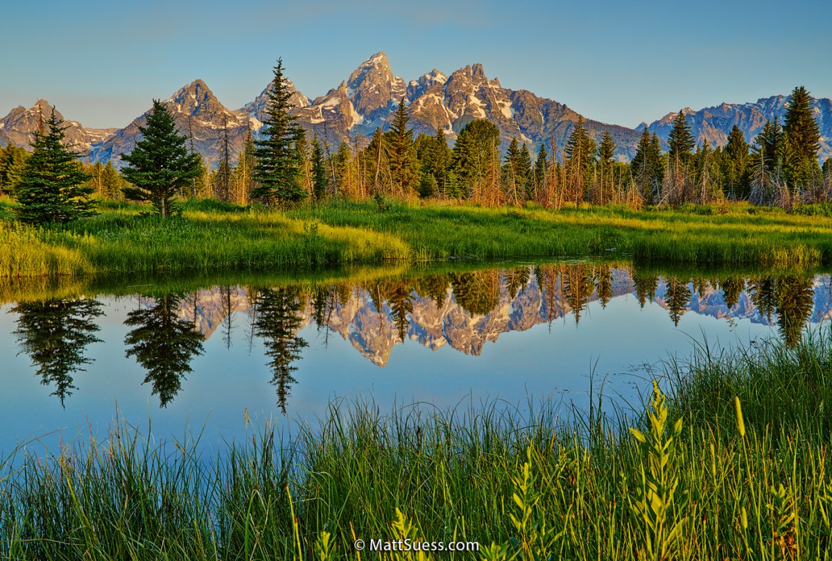 2015 Grand Teton National Park Photo Workshop