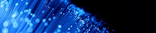 beautiful fiber optics