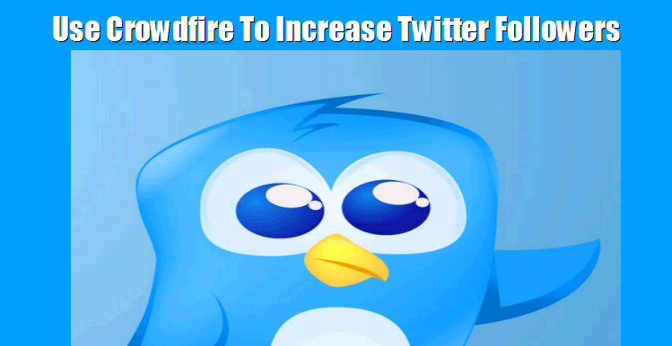 Use Crowdfire To Increase Twitter Followers - 5 Tips