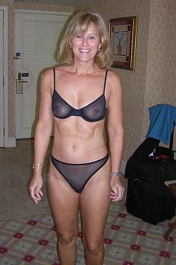 mature see through panties bush