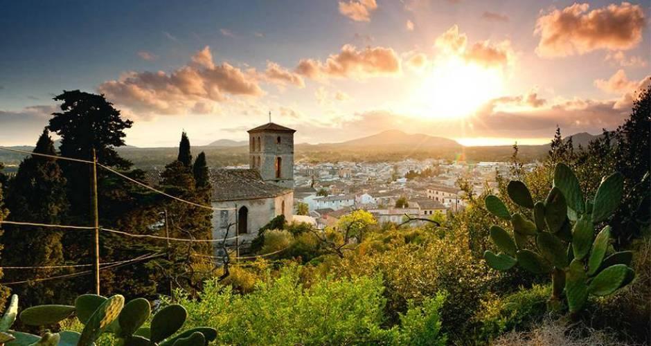 Arta Mallorca Sonnenuntergang Slider