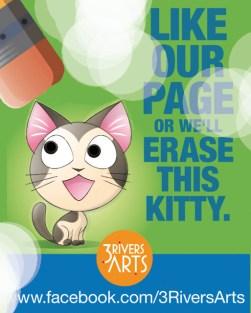 Kitty Facebook Ad