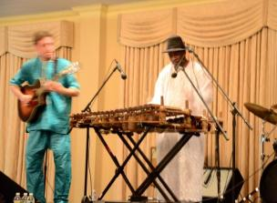 Balla Kouyate at Music for Mali, Chelmsford, MA